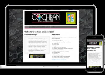 Cochran Glass and Door
